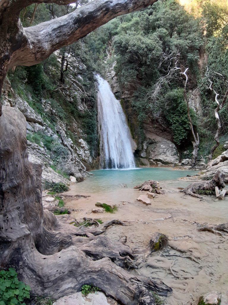 Wodospad Neda